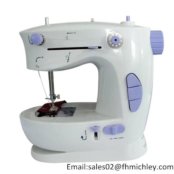 new condition flat-bed walking foot lockstitch sewing machineFHSM-338