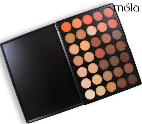 Matte 35 color eyeshadow palette