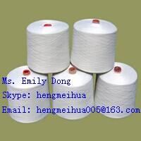 Combed Polycotton Yarn 24s/1 T/C Yarn 65/35