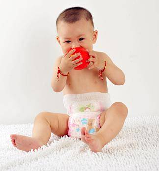 A Grade Super Softness Cotton Dry Surface Disposable Baby Diapers