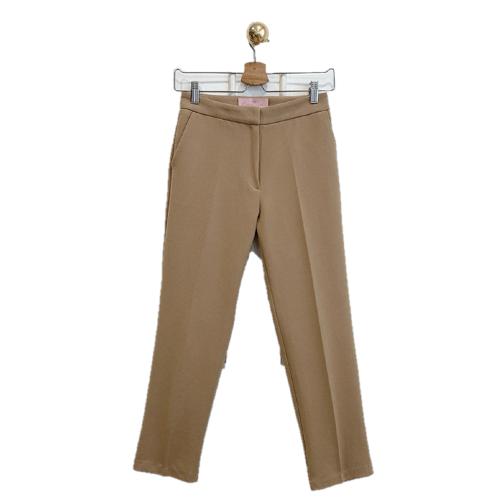 Slim slacks