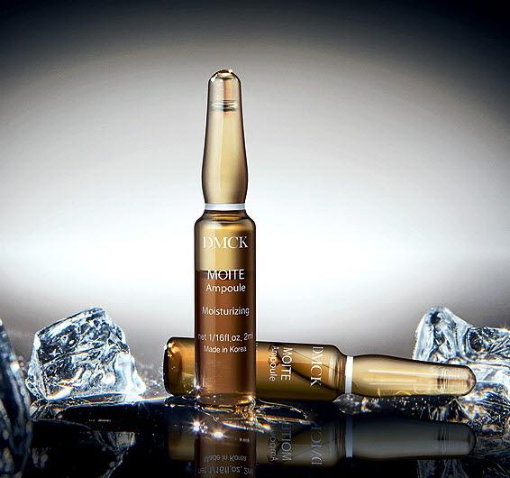 DMCK Hydration Moite Vial Ampoule - moisture & protection
