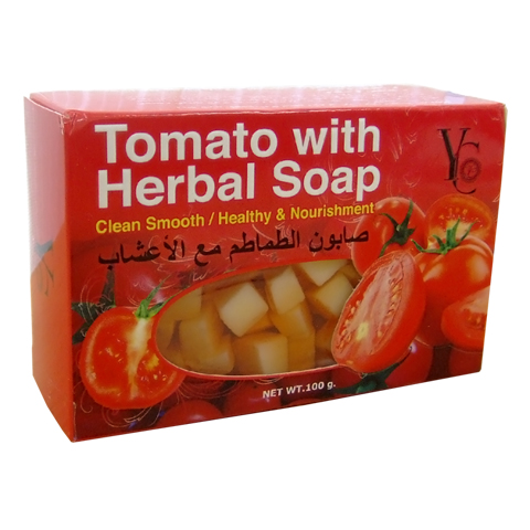 Tomato With Herbal Soap YC brand Thai