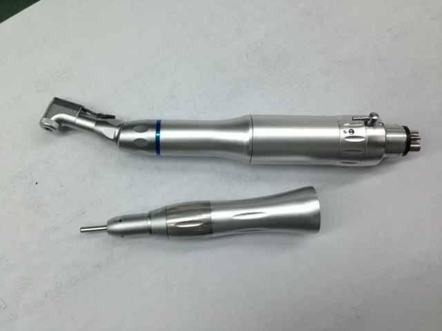 1:1 dental latch type low speed External channel handpiece