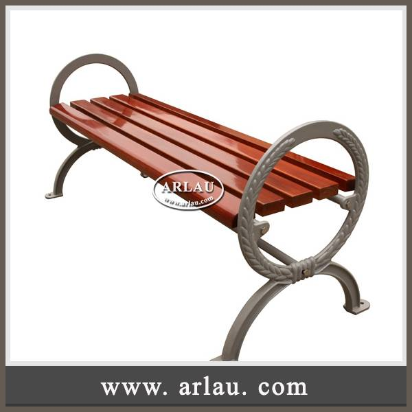 Arlau China Furniture,odern Outdoor Wood Bench,Backless wooden Benches