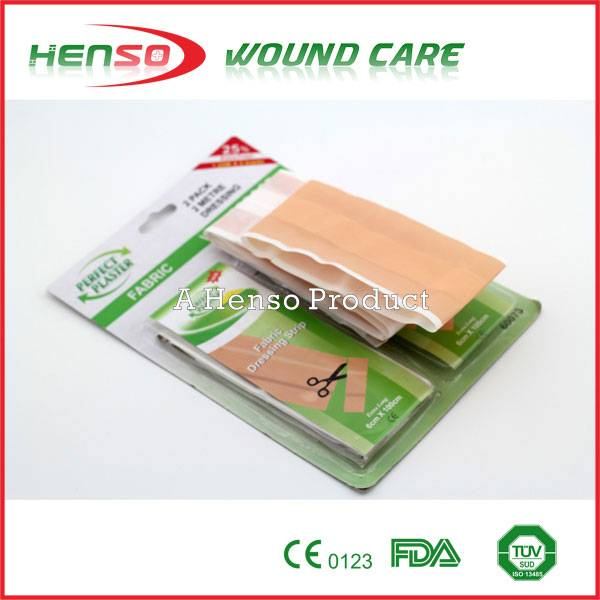 HENSO Waterproof Sterile Cuttable Wound Dressing Strip