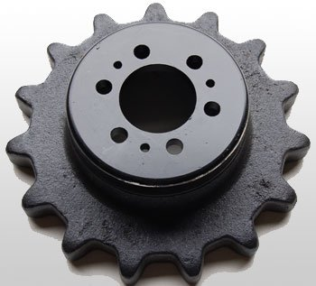 Standard Cast & Forged Fittings Chain Sprocket Wheel