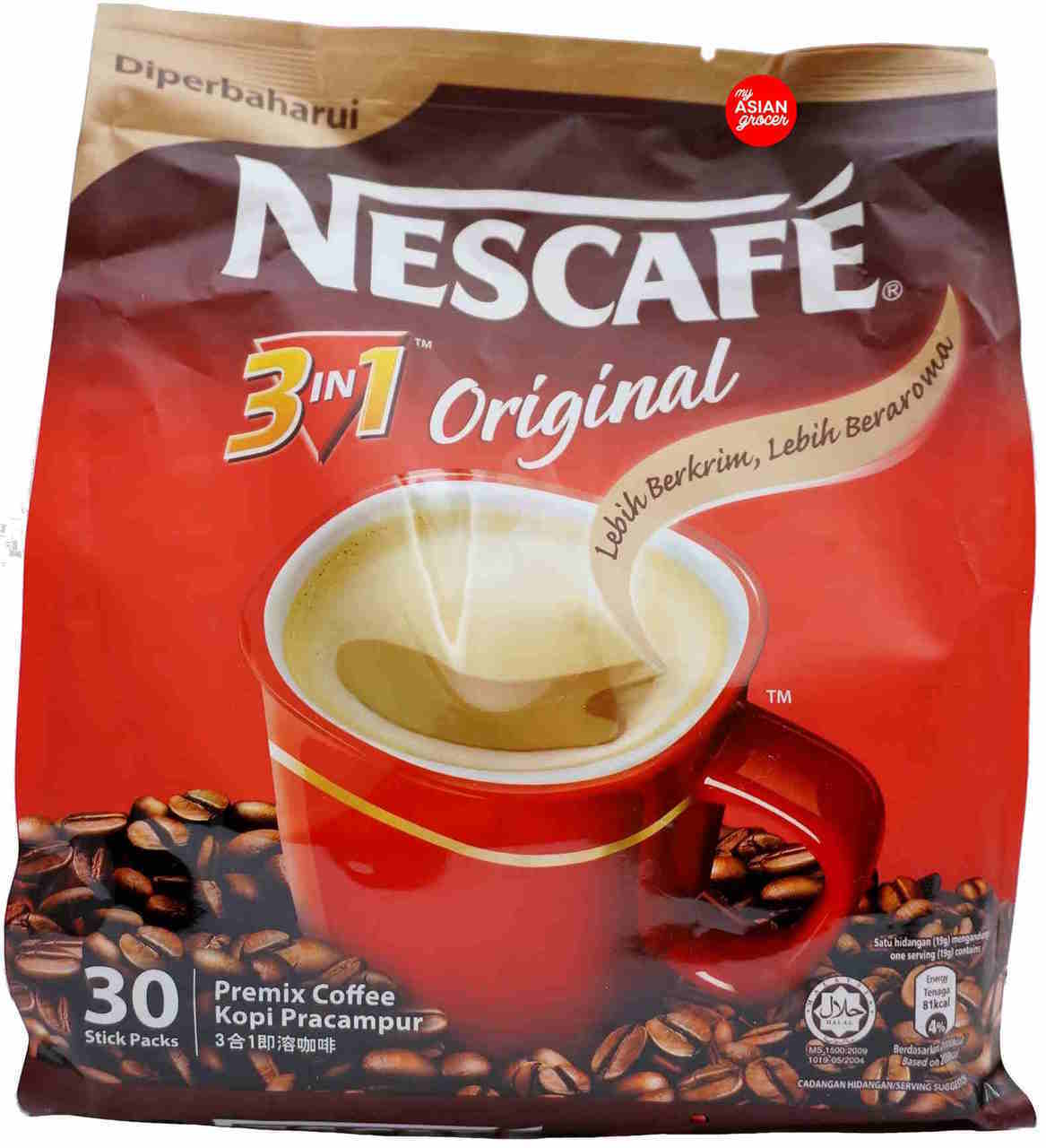 Nescafe Coffee 3 in1