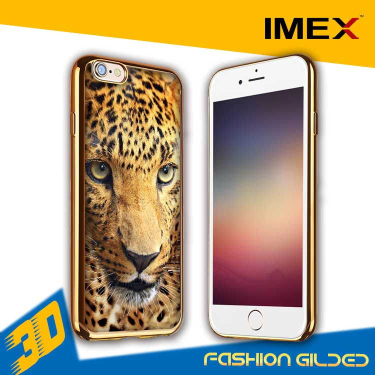 3D mobile phone case for iPhone 6s, in high quality