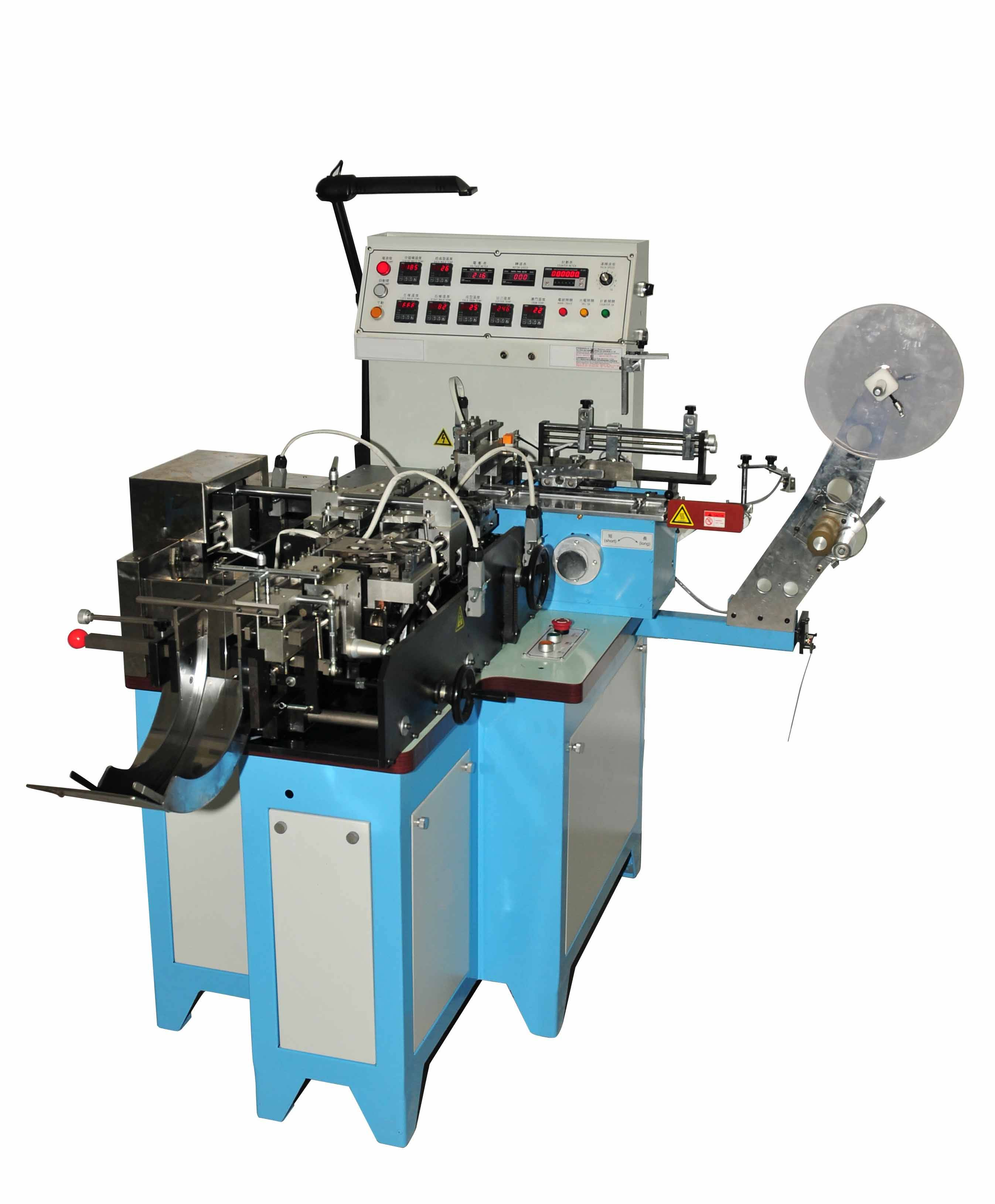 Multi-Function Label Cutting & Folding Machine (HY-886)