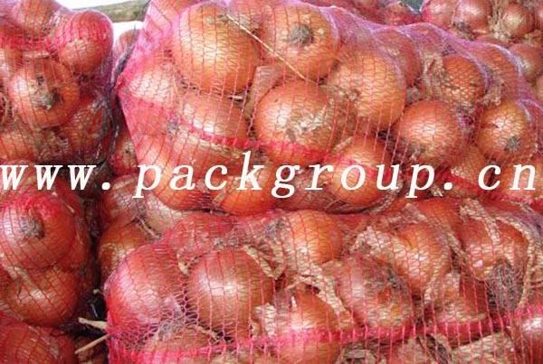 raschel mesh bags for onion