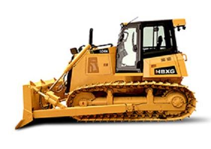 Horsepower track-type dozer bulldozer with elevated sprocket