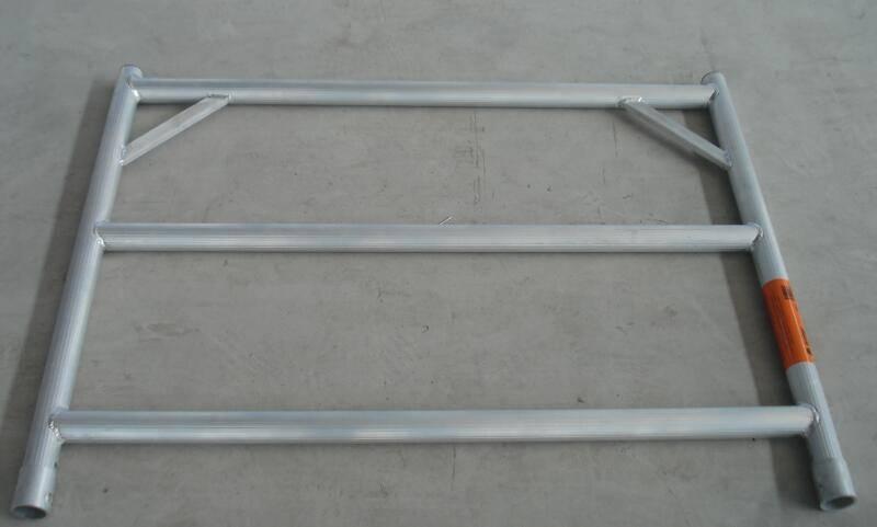 Yangzhou Synergy Aluminium Scaffoding 3-Rung Wide Frame