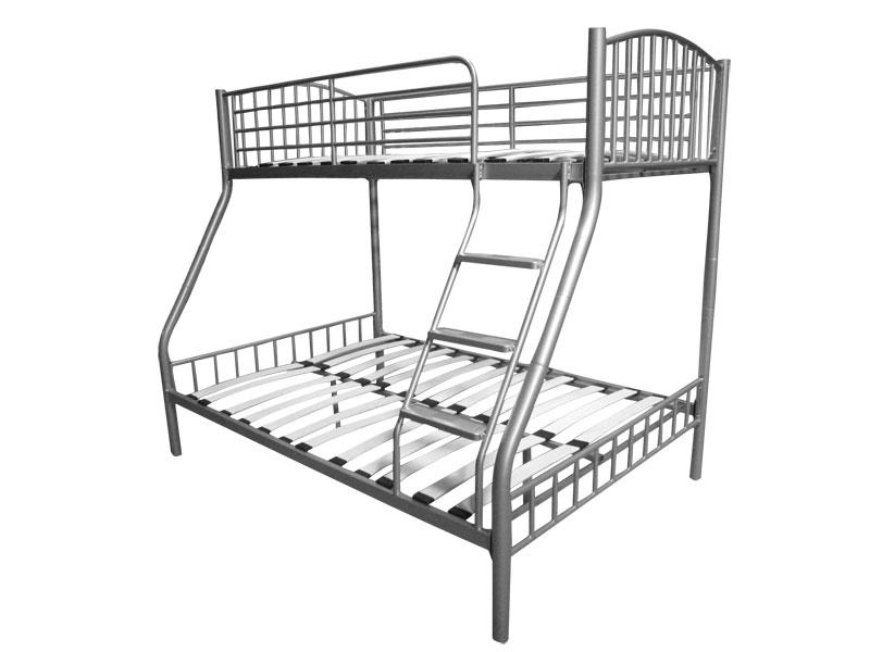 Manufacturer Fashion mesh metal bunk bed prices