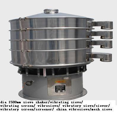 vibrosieve/vibration screen/vibrating screen /sieves/vibration screen/filter mesh/separator/vibratin