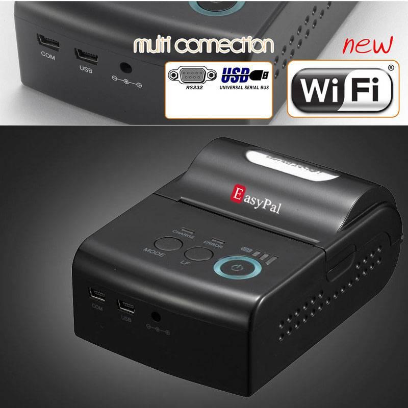 58mm wifi thermal printer portable