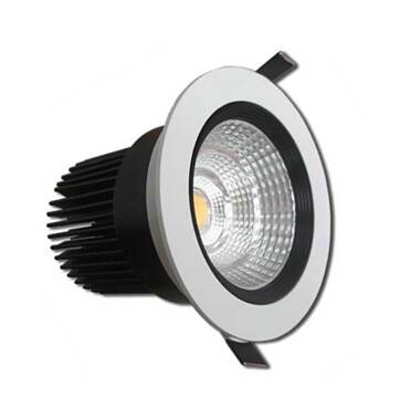 COB LED downlight