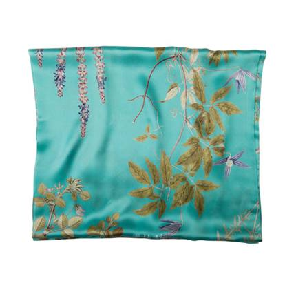 100% silk scarves manufacturer