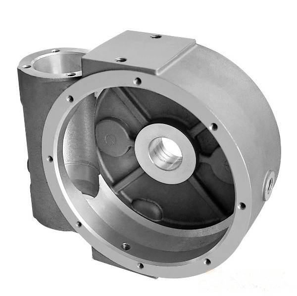 stailess steel sand or die casting housing enclosure