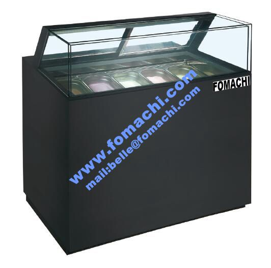 Gelato Freezer Display Showcase FMX-IC100