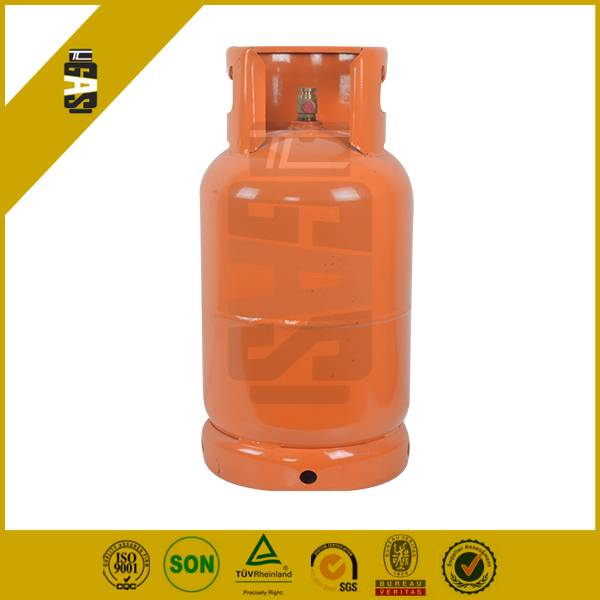 12.5kg empty cooking lpg cylinder for nigeria