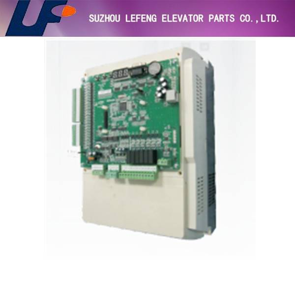 New Generation Integrated Elevator Controller