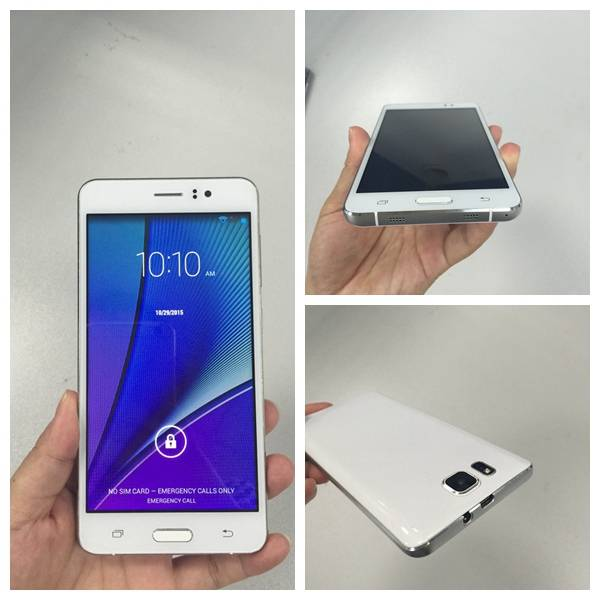 5.5inch China Samsung Note 5 Android 5.1 Smartphone NOTE5