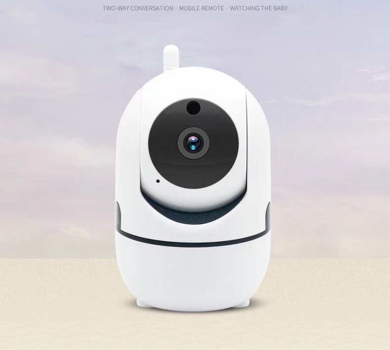 1920x1080P Full HD Smart auto-track crying baby monitor P2P WIFI IP camera SUPPORT 64G SD card and t