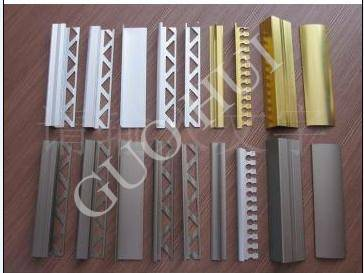 tile trim aluminium profiles