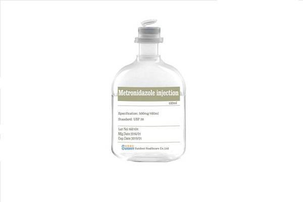 Metronidazole intravenous infusion