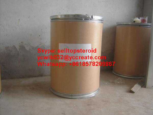 Legal CAS 120511-73-1 Bulking Cycle Steroids Anastrozole , Pharmaceutical Raw Materials