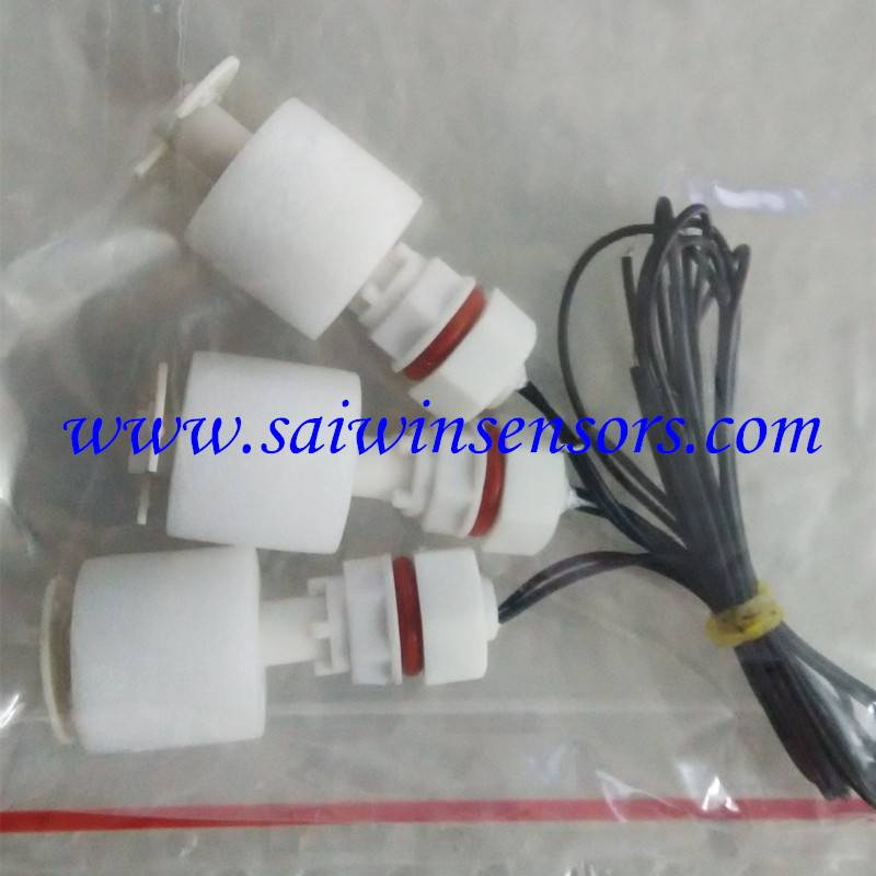 10W 0.5A Low Current Liquid Level Float Switch SW-PPS-45I