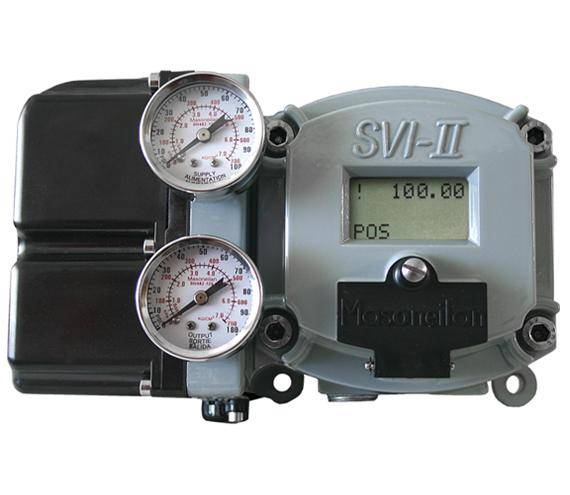 Masoneilan SVI II AP Digital Valve Positioner