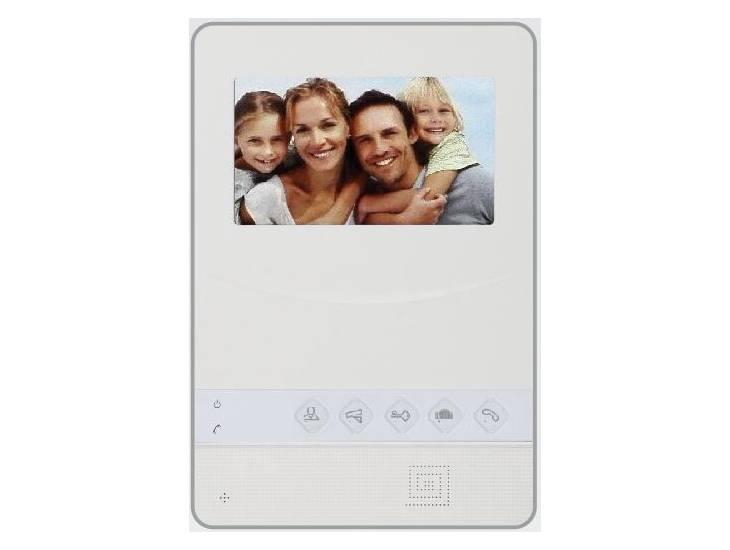 Eaglevision 4.3 inch slim design video door intercom door phone  for apartment