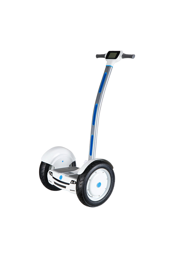 High quality Hot sale Brushless Motor 350W2 battery 15 inch solid electric scooter