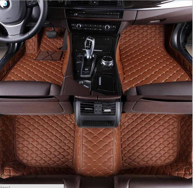 car mats leather XPE 5D car mats for Car floor mats for  BMW Bayerische Motoren Werke