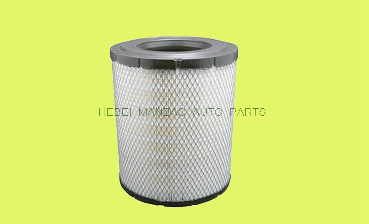 meta wood pulp paper filter OE Number (p828633)  for isuzu