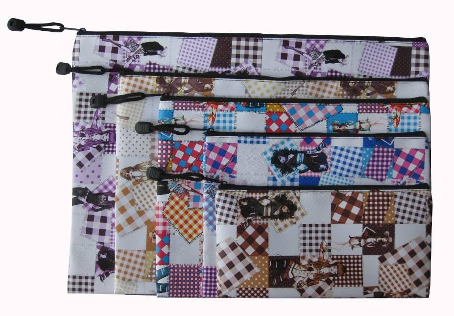 Fashion Girl zipper bag