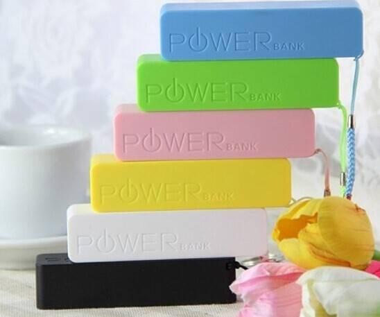 fashion design mobile power bank