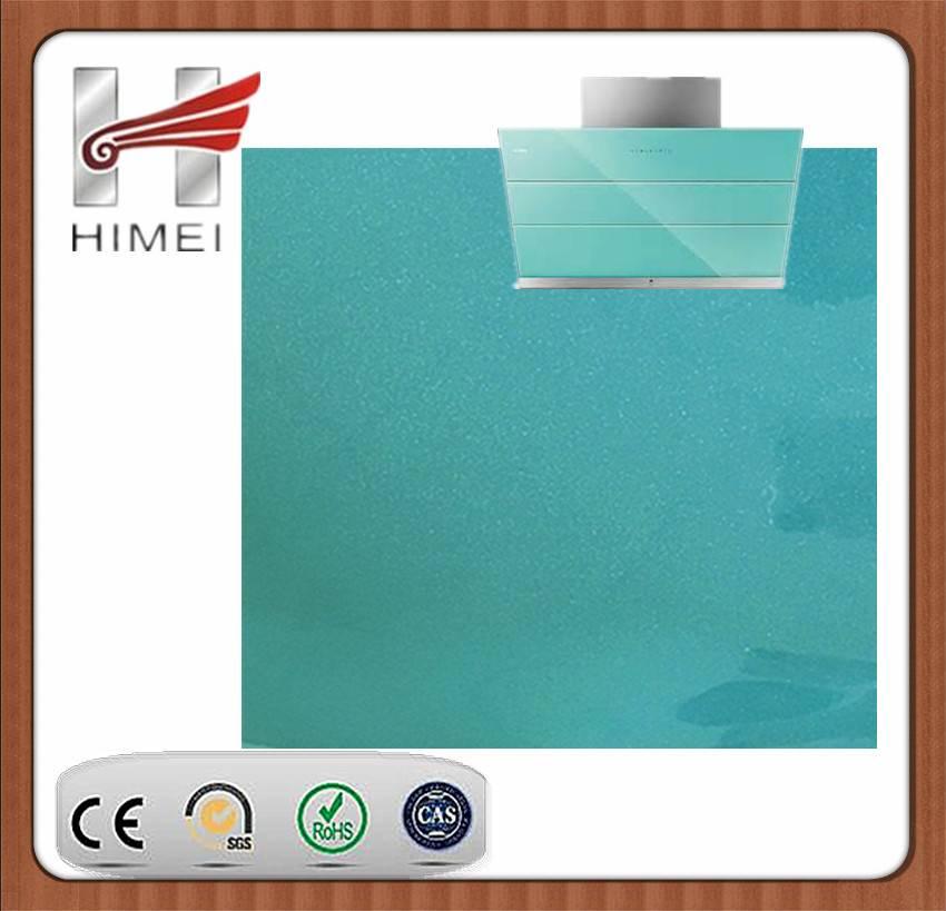 PVC film laminated sheet for smoke exhaust panels