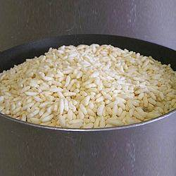 Non Salty Puffed Rice