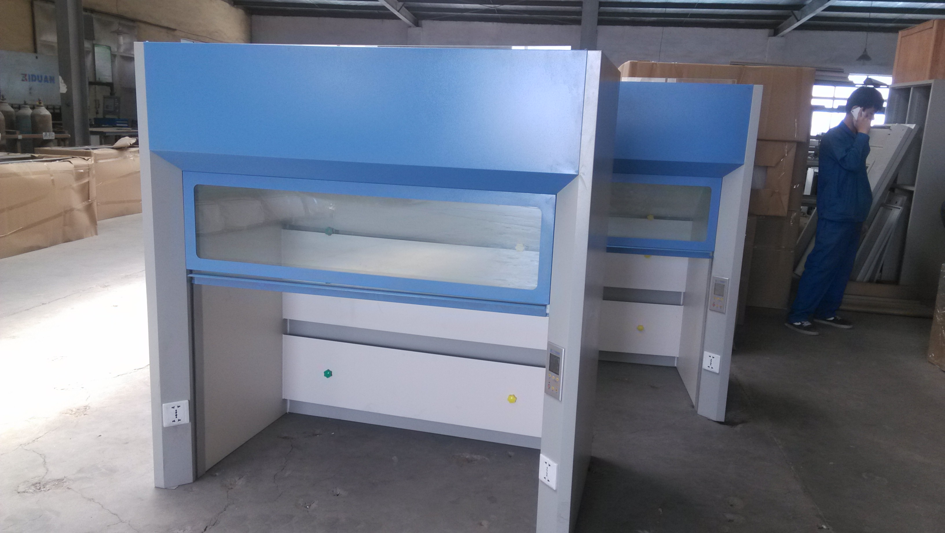 Lab Furniture Benchtop Laboratory Fume Hood