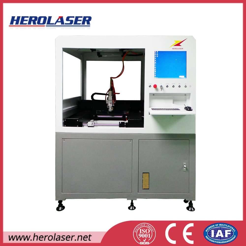 500W/ 1000W fiber laser cutting machine for Glasses Frame