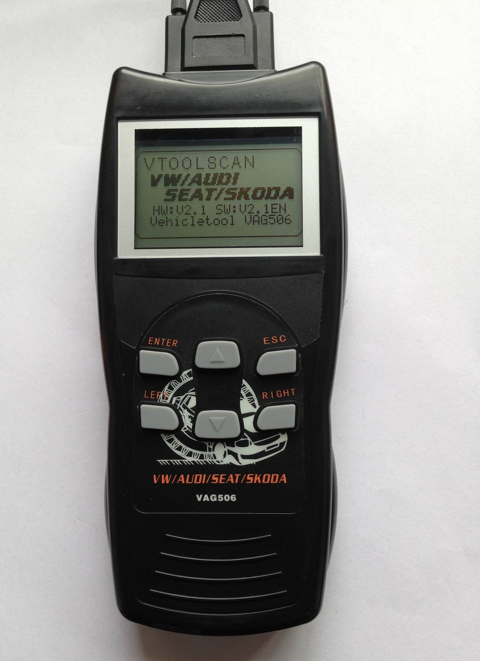 VAG506 Auto Scanner Scan Tool Audi VW SEAT Volkswagen