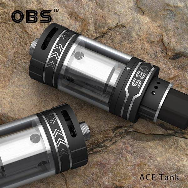 best price original OBS ACE rta Ceramic Coil 4.5ML RTA Kit