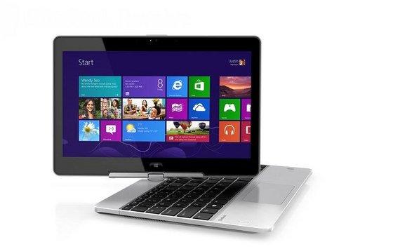 HP Elitebook Revolve 810 G1 Laptop Notebook Tablet PC I5-3437U 128GB Multi-Touch 11.6inch WINDOWS8