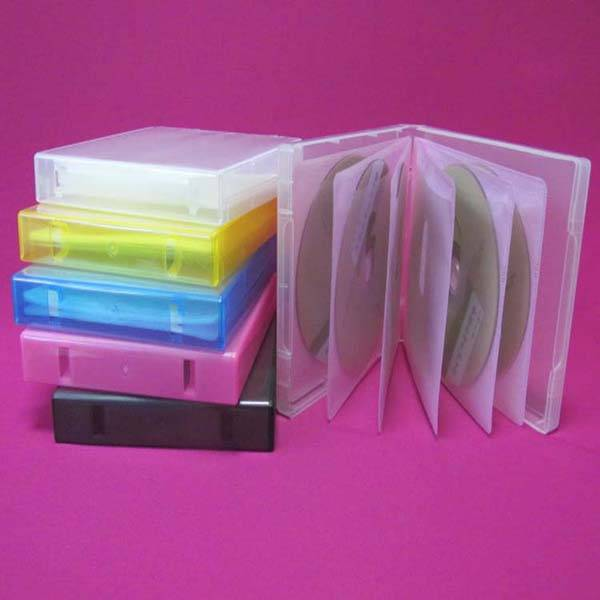 Plastic cd bags with sleeves