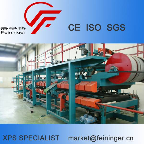 Sandwich Panel Composite Machine, XPS steel sandwich panel production line