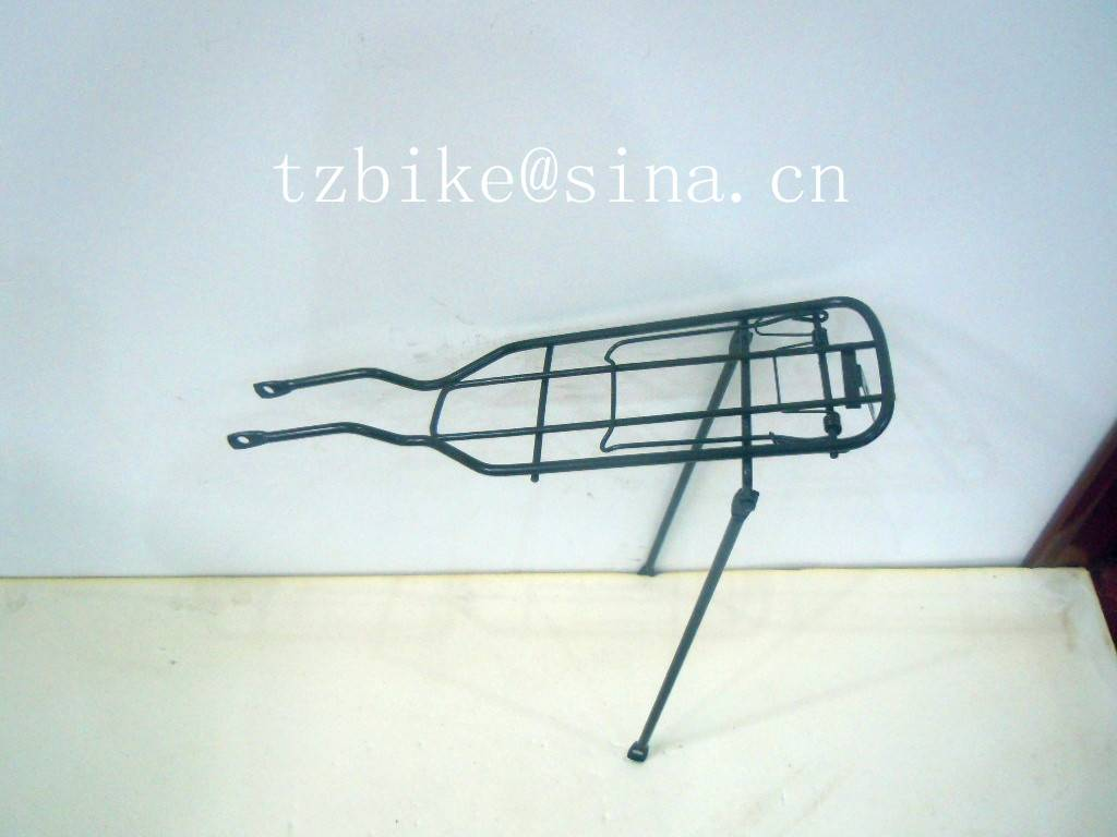Bicycle rear carrier steel