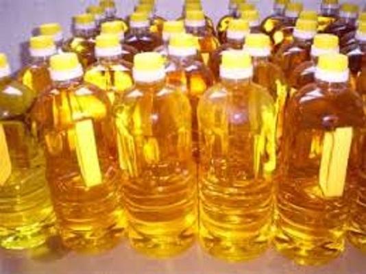 Crude sunflower oil / Refined sunflower oil